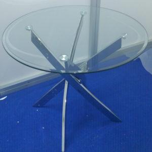 Стол стеклянный