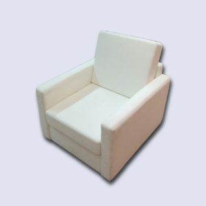 Кресло квадратное