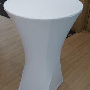 Коктейльный стол с чехлом