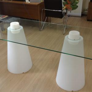 Световой LED журнальный стол