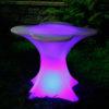 Световой LED стол «Цветок»