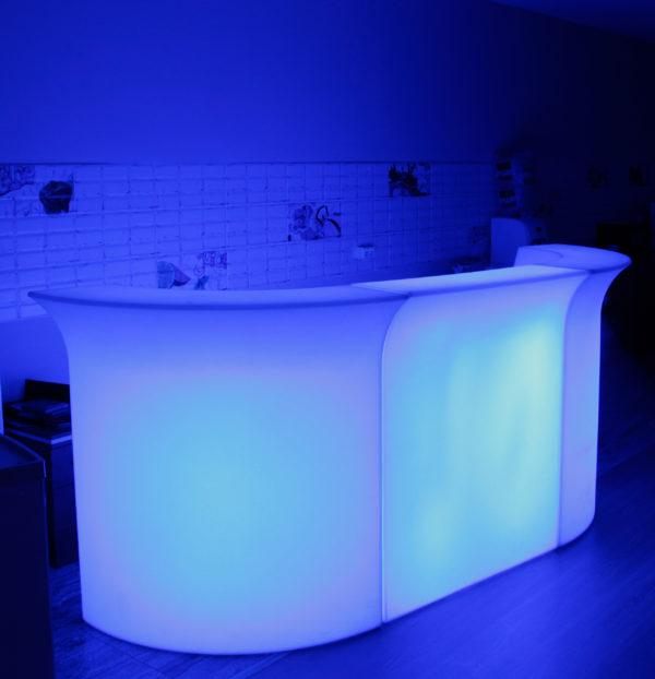 Световой LED бар