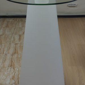 Коктейльный LED стол (  со стеклом )
