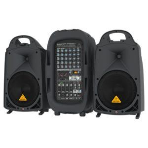 Мобильная звукоусилительная система BEHRINGER EUROPORT PPA2000BT